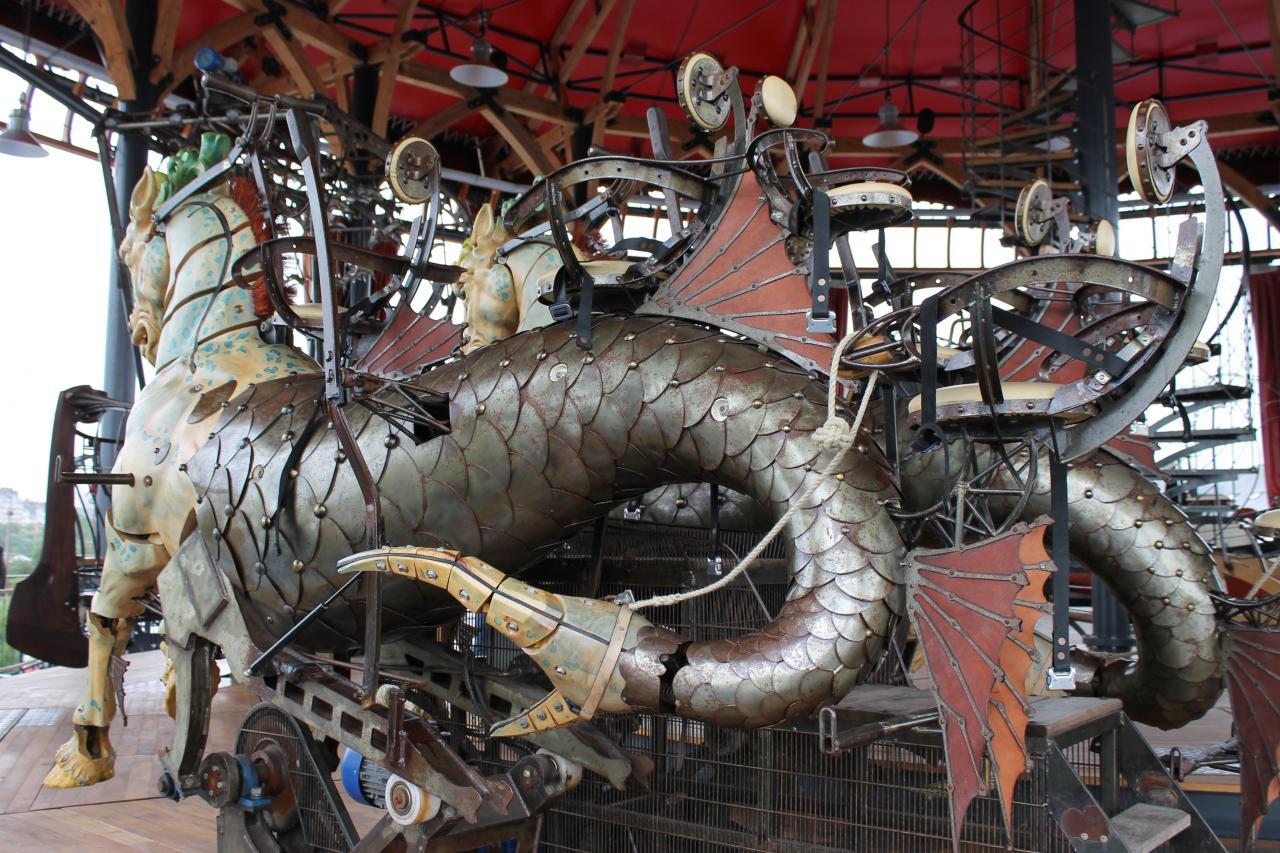 Le carrousel des mondes marins 3