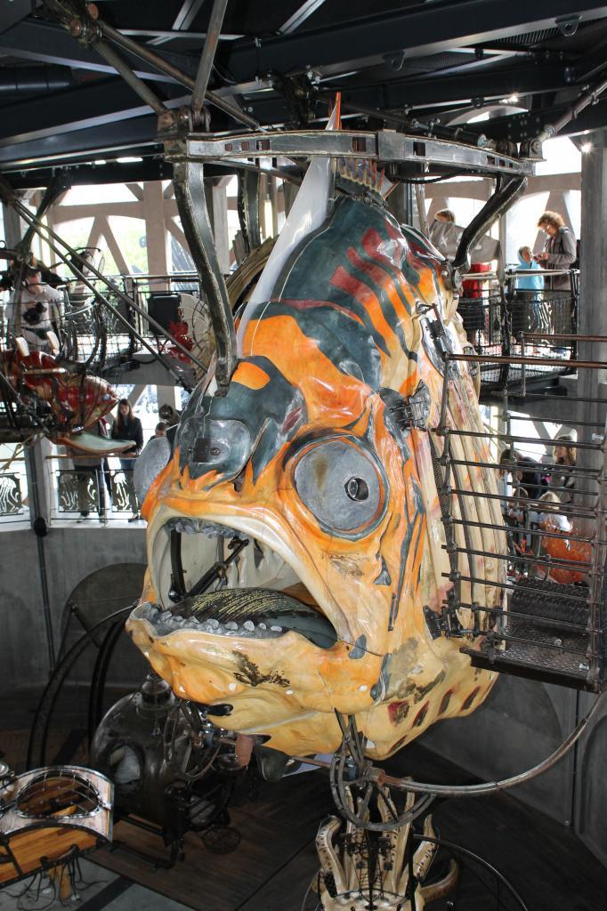 Le carrousel des mondes marins 2