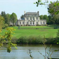 Le château de l'eraudière